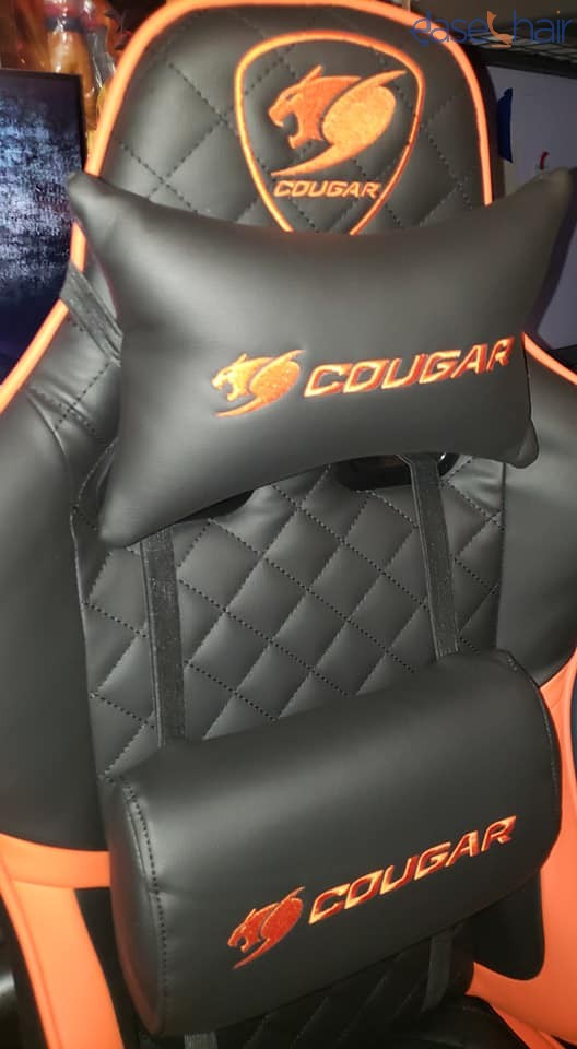 Remarkable Cougar Armor Gaming Chair Review Andrewgaddart Wooden Chair Designs For Living Room Andrewgaddartcom